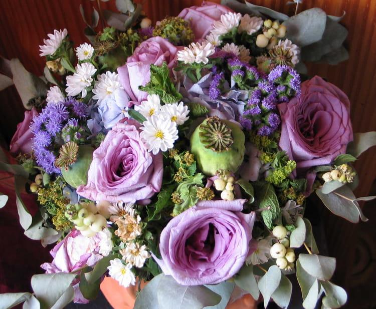 Le bouquet de la mari e par sandrine salaun sur l 39 internaute - Le bouquet de la mariee ...