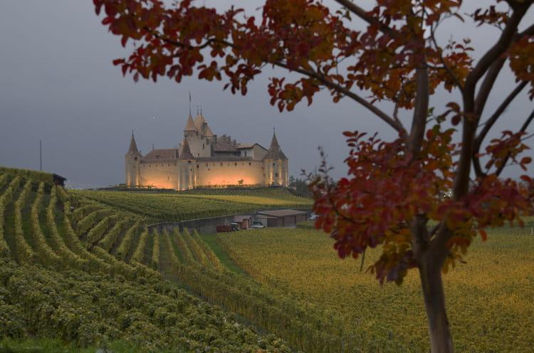 le chateau de lord valentin