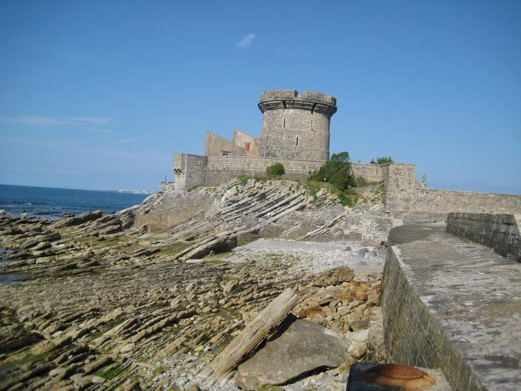 Le fort de socoa par jean paul pie sur l 39 internaute - Fort de socoa ...
