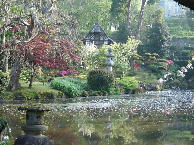 Le parc oriental de maul vrier par anne raimbault sur l for Le jardin oriental de maulevrier