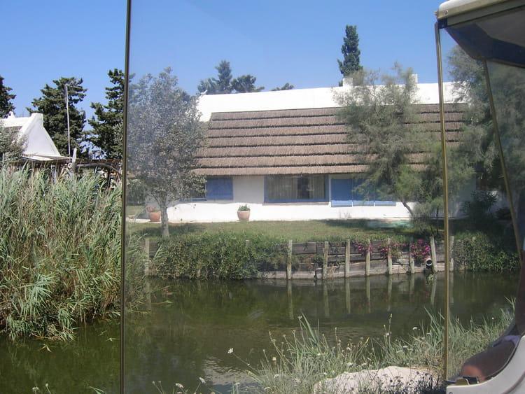 Maison de camargue par josette bezard sur l 39 internaute for Maison de camargue