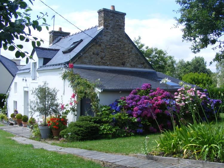 Maison et jardin breton par emmanuel touche sur l 39 internaute for Le jardin breton