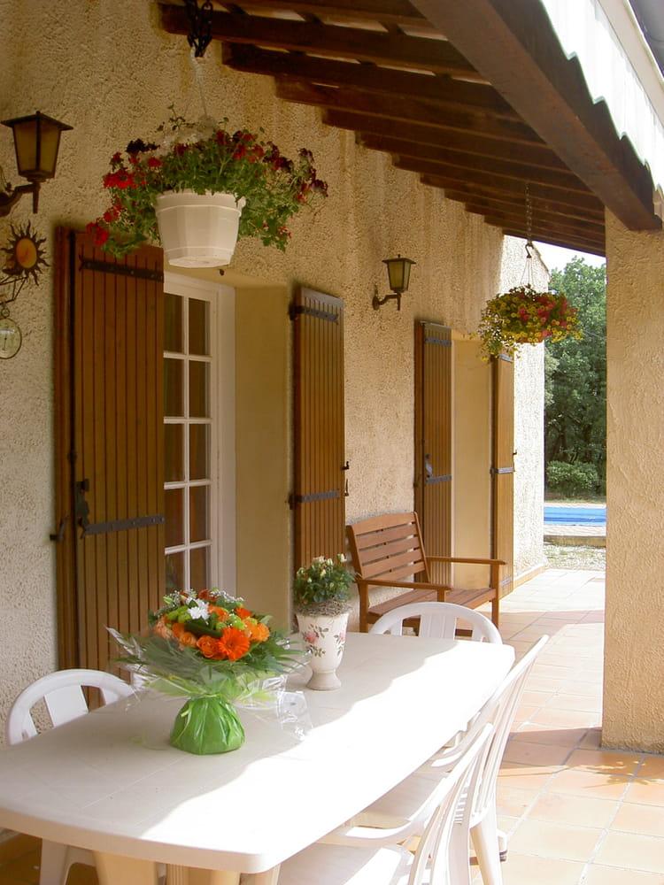 Maison proven ale par colette daudel sur l 39 internaute - Maisons provencales photos ...