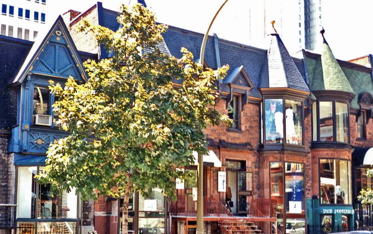 Maisons neuves rue ancienne par jean claude allin sur l 39 internaute - Maison neuve ou ancienne ...