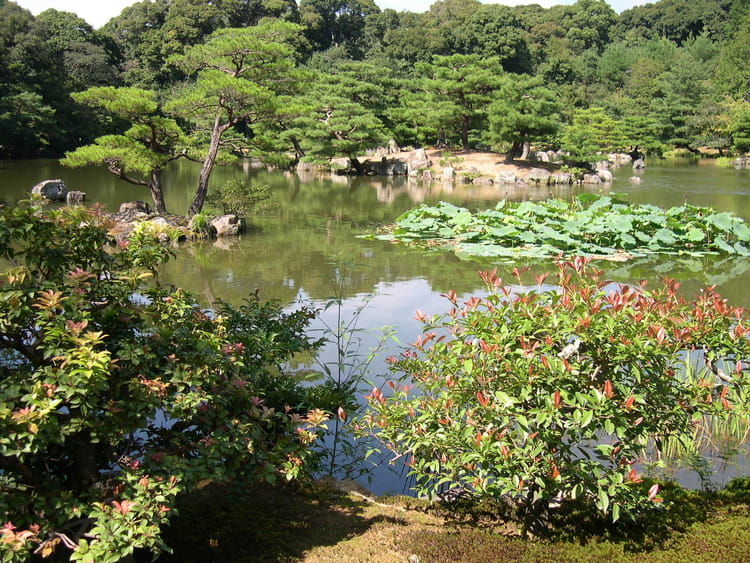 Merveilleux jardin kyoto par jacques ehrmann sur l for Jardin kyoto