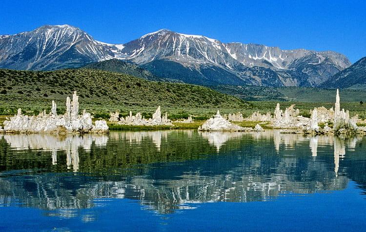 Mono Lake Ou Lac Mono Par Alice Aubert Sur L Internaute