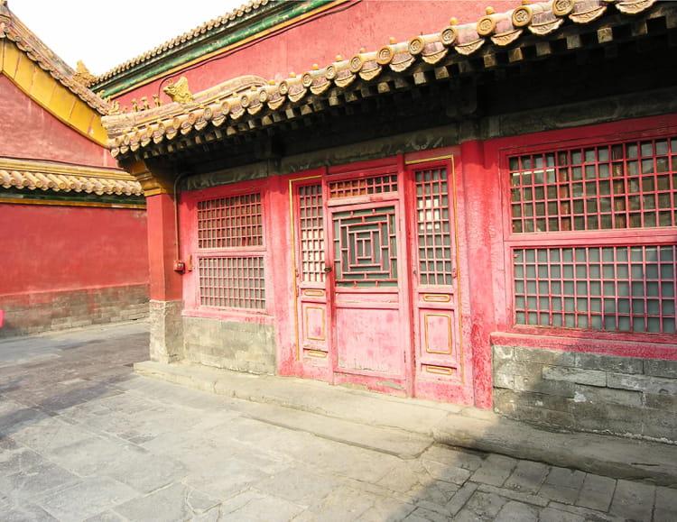 Mur rouge par philippe girard matsumoto sur l 39 internaute - Mur rouge ...