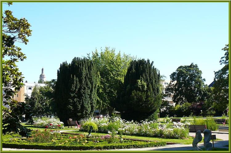 Ombre et lumière au jardin botanique - 7 par Jacqueline DUBOIS sur L ...