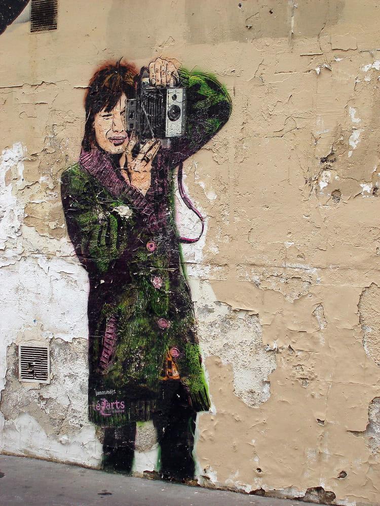 Peinture sur mur par alain roy sur l 39 internaute - Retouche peinture mur ...