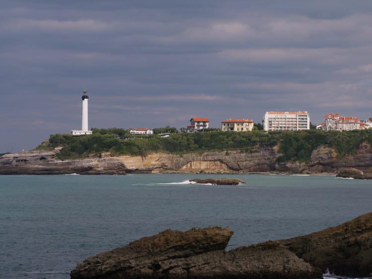 Phare de biarritz par jean marc puech sur l 39 internaute - Phare de biarritz ...