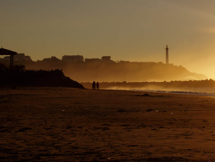 Phare de biarritz par regis alexandre sur l 39 internaute - Phare de biarritz ...