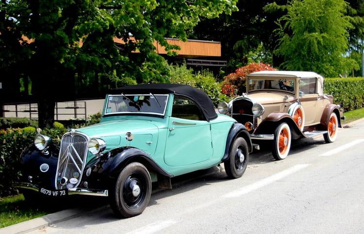 Pour les amateurs de vieilles voitures 2 par josiane for Salon vieilles voitures