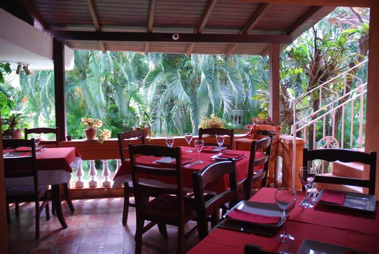 restaurant au jardin botanique par genevieve lapoux sur l