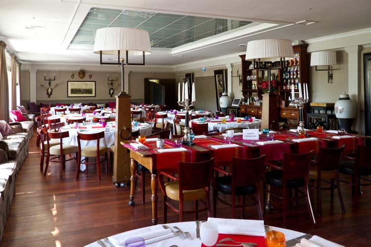 Restaurant la grange aux ormes par pierre bogenez sur l - Restaurant la grange aux ormes marly ...