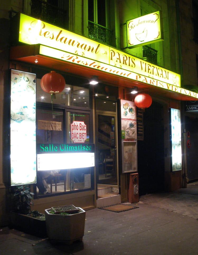 Restaurant paris vi tnam par alain roy sur l 39 internaute for Miroir restaurant paris menu