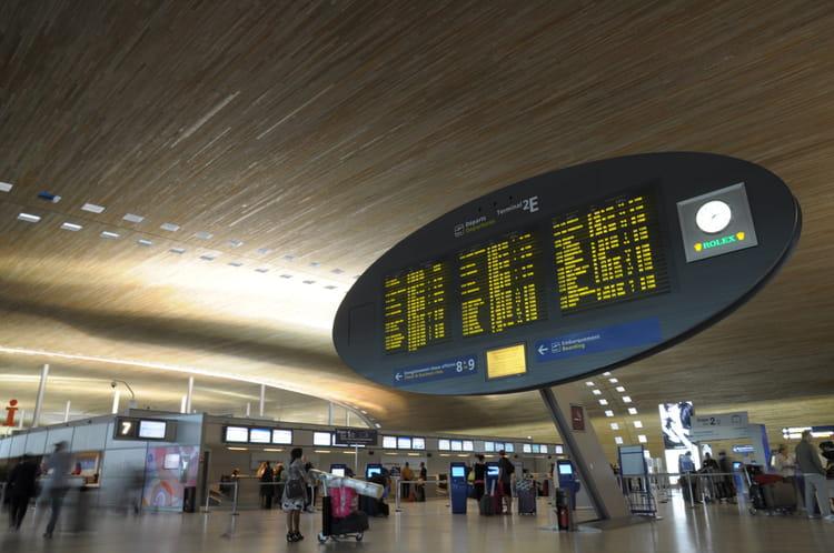 Signalétique aéroportuaire