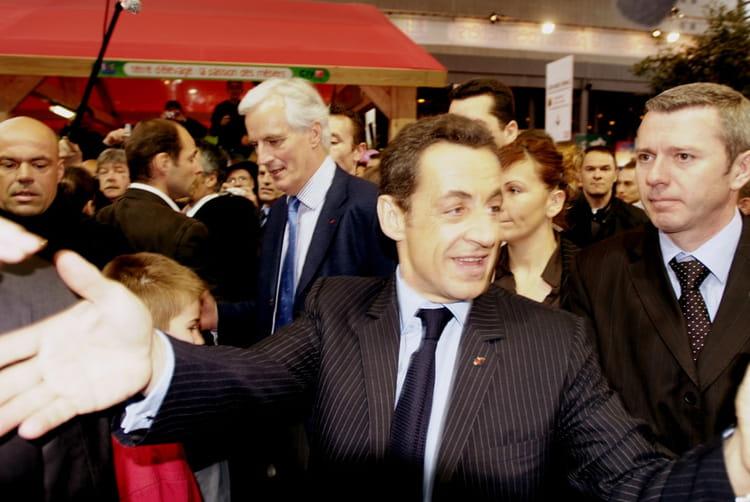 Sarkozy au salon de l 39 agriculture par andr cotonnet sur l for Sarkozy salon agriculture