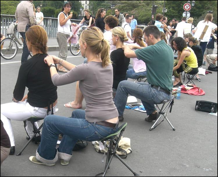 S ances de massage insolites par yvette gogue sur l 39 internaute - Forum salon de massage paris ...