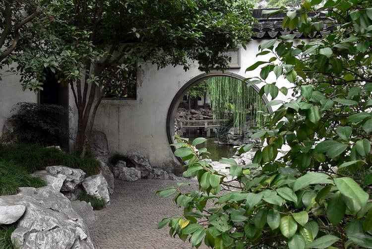 Shanghai jardin yu 5 par robert danecki sur l 39 internaute for Jardin yu shanghai