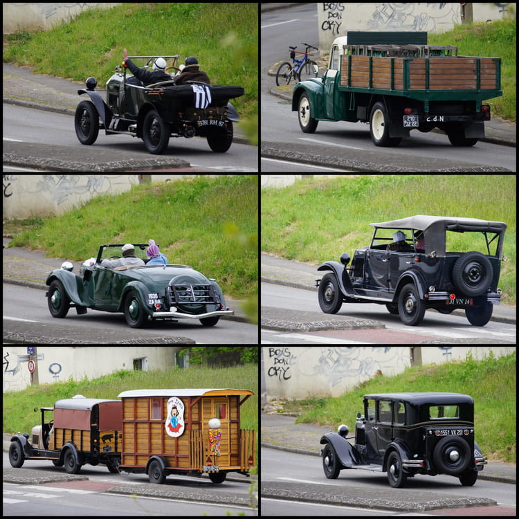Tour de bretagne des vieilles voitures par marie joupelle for Salon vieilles voitures