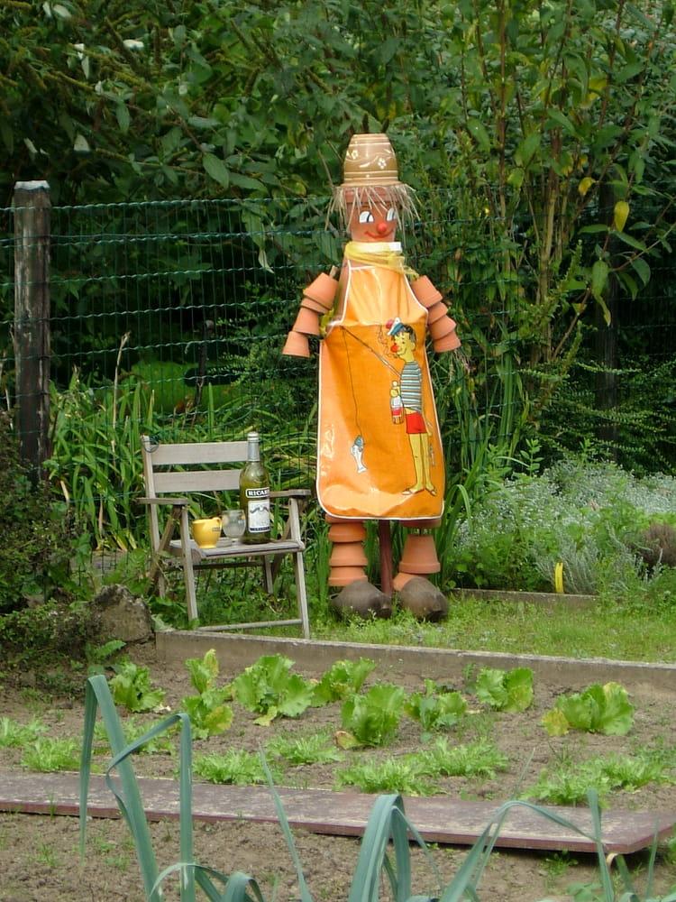 Un jardinier qui a du pot par francis dauby sur l 39 internaute for Jardinier belgique