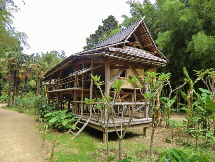 Une maison dans les bambous par marie antoinett gautier Les maisons gautier